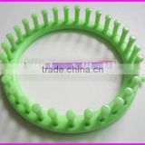 High quality knitting loom plastic