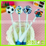 2014 Brazil world cup football plastic ballpoint pen