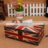 vintage napkin box 2015 new design