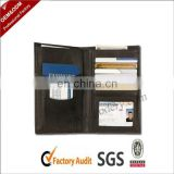 Leather waterproof boarding passport pouches