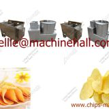 Semi-automatic Potato Chips Production Line|Potato Chips Making Machine