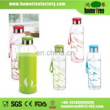2014 hot sale glass milk bottle 540ml