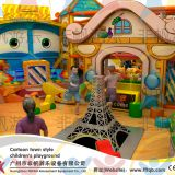 Customized kid soft play equipment playground