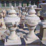 Stone Planters Urns with nice color