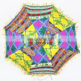 Wholesale decorative indian umbrellas