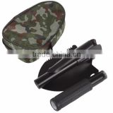 Spade Pickax gardening Outdoor Camping Exploration Survival Mini Multi-function Folding Shovel