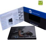 Ads Display 5 inch Video Greeting Card