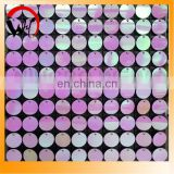 Romantic outdoor shiny concert/music festival/banquet/wedding decoration supplies