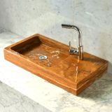 Natural Stone Vessel Sink LM-1036