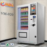 YCF-VM020 22 inch Touch screen hot food vending machine/phone accessories vending machine/sanitary napkin vendormachine