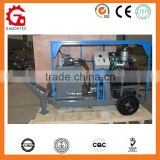 Compact structure diesel hydraulic power pack pump for hydraulic cylinders