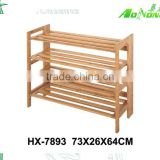 Cheap Modern Living Room Furniture Folding Bamboo Shoe Rack For Sale