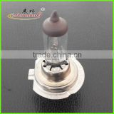 car <b>halogen</b> <b>bulb</b> H7 7000K <b>QUARTZ</b> GLASS