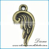 2014 European style new metal dragonfly pendant