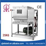 Stainless steel commercial dough mixer maker machine 25kg