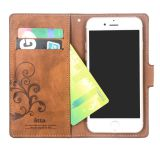 High Quality iPhone 6 Plus/ 6s Plus Leather Wallet Case