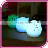 Cute design fro baby cartoon night light led lamp for bedroom