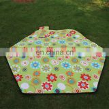 New arrival portable blanket soft picnic blanket