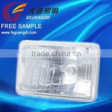 <b>5</b>&quot; Square <b>hid</b> replaceable bulb single Beam <b>Xenon</b> <b>HID</b> <b>Lamp</b>s