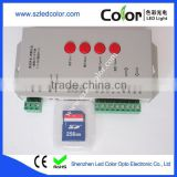 SD card led controller, t1000s rgb led controller, digital rgb led controller