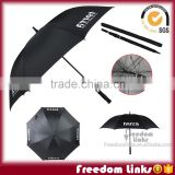 customizd golf umbrella wholesal,umbrela with low price