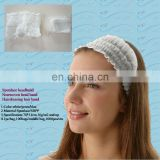disposable nonwoven PP hair band for beauty salon