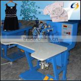 2015 hot sale economical rhinestones motif pressing machine, cheap hotfix rhinestones machine