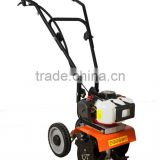 42cc gasoline 2HP 7500rpm hydraulic rotary tiller machine