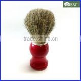 ETERNA badger shaving brush With Resin Handle