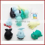 funny vinyl squeaky baby toys new product