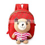 Cheap Cartoon Animal Children's Day Gift Children School Bag