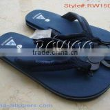 RW15040 flip flop brand name shoes
