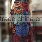 "Women Batik Rag Dress Casual ""Batik Perca Indonesia"""
