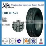 2015 cheap wholesale 11R22.5 used truck tire for sale with china price