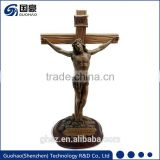 I love jesus christ statue, jesus on the cross figurines
