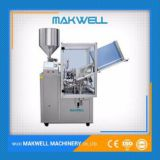SOFT TUBE FILLING AND SEALING MACHINE