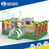 Wolong New Design Inflatable House Bouncy Toys for Children