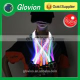 Glovion New Design LED flashing colorful lanyards for men