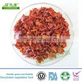 Milk white dehydrated dried pepper vegetable from Yongnian, prices of garlic powder