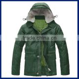 <b>fur</b> <b>hooded</b> <b>jackets</b>: Slightly padded Parka Jacket