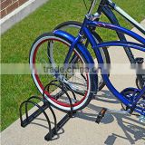 outdoor metal bike rack