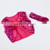 Wholesale chinese clothing manufactucottrers fashion newborn baby outfit set