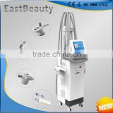 Portable Vacuum Cavitation Tri-polar Skin Lifting Rf Fat Removal System Ultrasound Cavitation For Cellulite