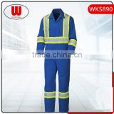 High Visibility security men's coverall