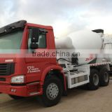 efficient cement mixer truck made in china