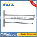 Sanitary Ware Accessories Wall Mounted Stainless Steel Towel Bar