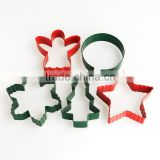 Christmas stainless steel bakeware / cookie cutters / cake decorations