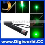 Adjustable Focus Burning Match Lazer 301 Green Laser Pointer