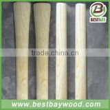 painted wooden hoe handle,pickaxe handle,