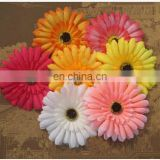seaside beach holiday must-have gerbera clip hairpin Chrysanthemum flowers headdress flower accessories